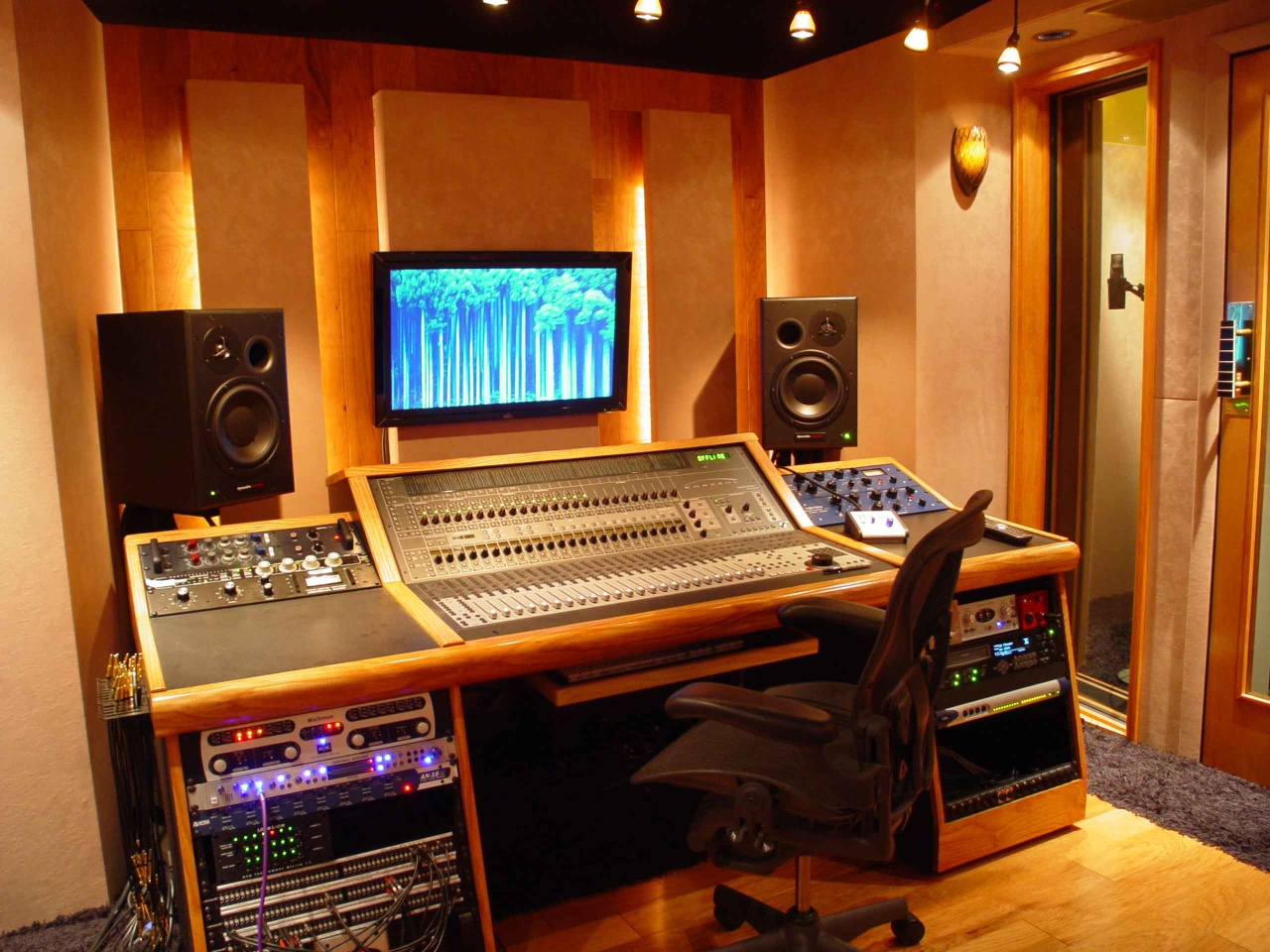 Home-recording-studio-design-ideas-office-tables-for-home-interior ...
